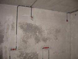 Электромонтажные работы в квартирах новостройках город Калтан