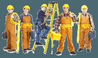 бригада электриков в Калтане